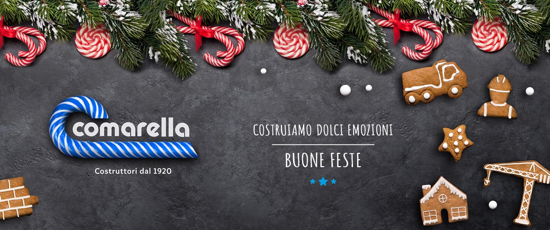 Buone Feste – Impresa Comarella
